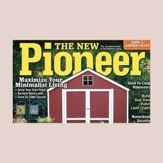 New Pioneer Magazine Logo