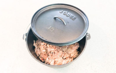 Sweet & Spicy Pulled Pork Recipe