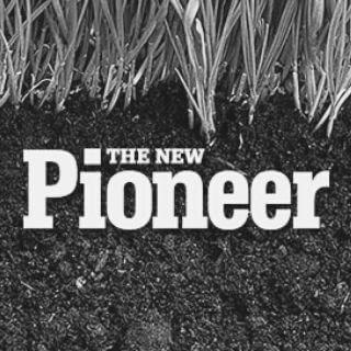 New Pioneer Logo